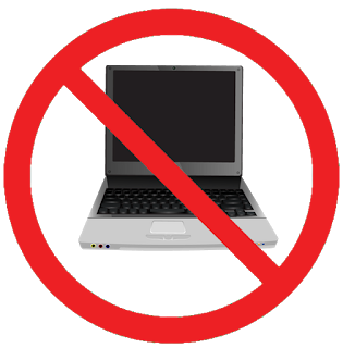 Attention! Certain laptops banned from flights.