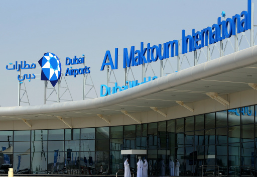 Important information for passengers departing from Al Maktoum Airport